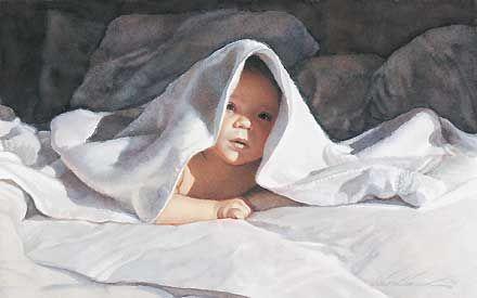 Undercover - Steve Hanks - World-Wide-Art.com - $60.00