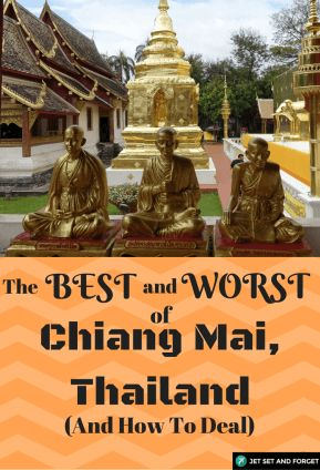 Chiang Mai is amazing, but just like any other city you will encounter obstacles. But have no fear, we have figured out the best and the worst of Chiang Mai and how to overcome every obstacle.