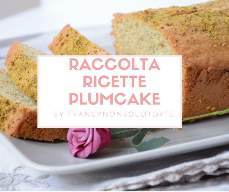 La raccolta ricette plumcake è un modo per avere in un unico articolo tutte le ricette che ho realizzato per i plumcake. Tutto a portata di mano.