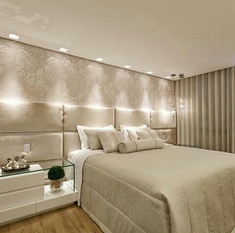Romântico · Home DecorLuxury BedroomsMaster ...