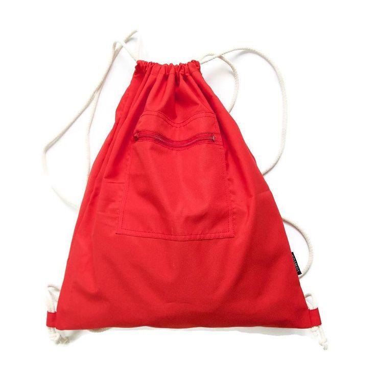 Red! Red! Red! #fashionista #winter #fall #waterproof #streetfashion #streetstyle #fashion #red #backpack #daily #instagood #etsy #polishgirl #polishboy #polishbrand #moda #fitness #yoga