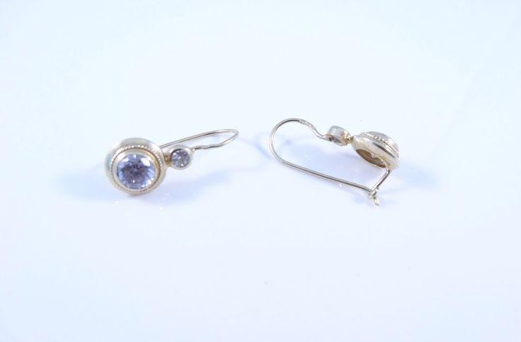 $270 14K Gold Earrings, info@bijuterie-online.ro.
