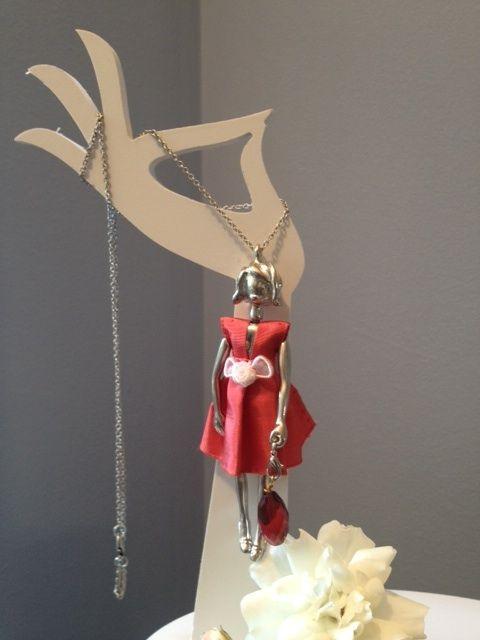 Bambole gioiello necklaces: lamiame.com