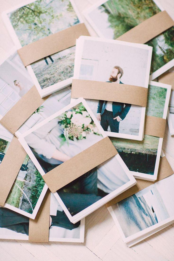 Banderole mit Stempel, Karte mit Foto; auf Rückseite datum und Save the date   Fine art prints  I  Petra Veikkola Prints from #richardphotolab