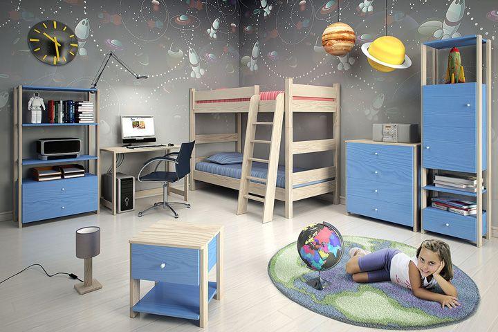 Παιδικό Νο1 Area60 furniture plus