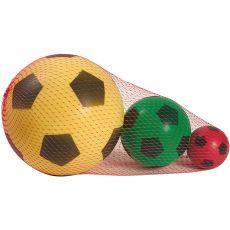 Diverse softballen, 3 stuks|vermaak de kids|kamperen|sport & reizen - Vivolanda
