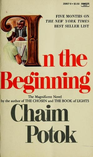 a review of chaim potoks book the promise In the beginning by chaim potok 12/05/2016 12/05 i've just finished the promise view pages-unbound-book-reviews-251304804927165's profile on.