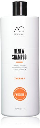 AG Hair Cosmetics Renew Clarifying Shampoo for Unisex 338 Ounce >>> To view further for this item, visit the image link.Note:It is affiliate link to Amazon.