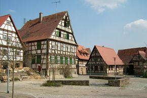 Maulbronn & Its Monastery