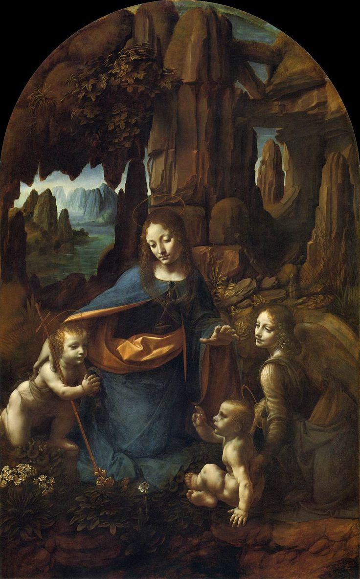 Google Image Result for http://upload.wikimedia.org/wikipedia/commons/9/92/Leonardo_da_Vinci_-_Virgin_of_the_Rocks_-_WGA12697.jpg
