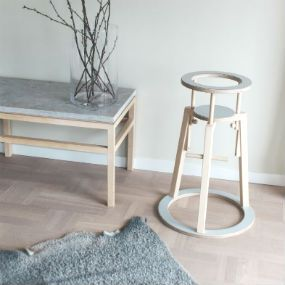 The best high chair ever: Rinki from Seimi baby collection