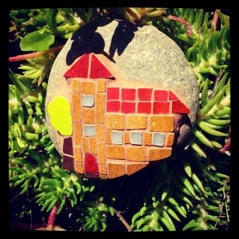 Mosaico en Piedras