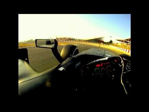 HD   First Time Ever Eye-Level Camera Formula 1 - Lucas di Grassi   Real Driver Point Of View