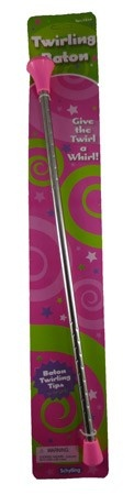 Twirling Baton - Retro Toys - Retrotoyplanet.com.....I loved this. I use to beat my sisters w it. I was a show girl who wacked myself in the head a lot. Crystal Adams bought me it for xmas❤