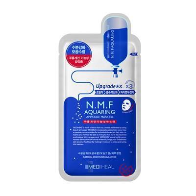 [Mediheal] N.M.F Aquaring Ampoule Mask EX