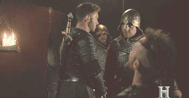 ⚠Ubbe in trouble!⚠ 😨 #history #historyvikings #vikings #wikingowie #vikingos #vikingsseason5 #vikings5 #vikingstrailer #ubbe #ubberagnarsson #jordanpatricksmith #heahmund #bishopheahmund #jonathanrhysmeyers #asatru #pagan #heaten #norse #norsegods #scandinavia #viking #handsome #perfection #beard #sword #trouble #trap