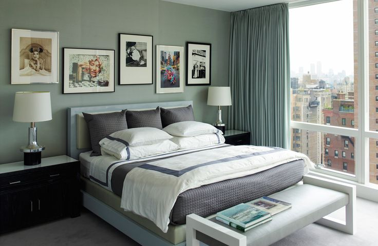 37 best images about moscow city on pinterest interior for Sea green bedroom designs