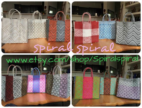 7 Best Recycled Plastic Totes Images On Pinterest Handbags Large Hifa Straw Bag Pp Woven Beach
