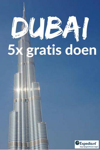 5x gratis doen in Dubai,  Verenigde Arabische Emiraten    Expedia Insider Tips