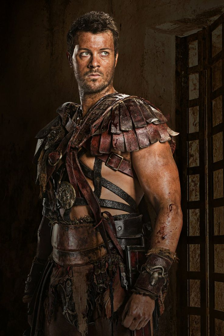 Daniel Feuerriegel in Spartacus: War of the Damned
