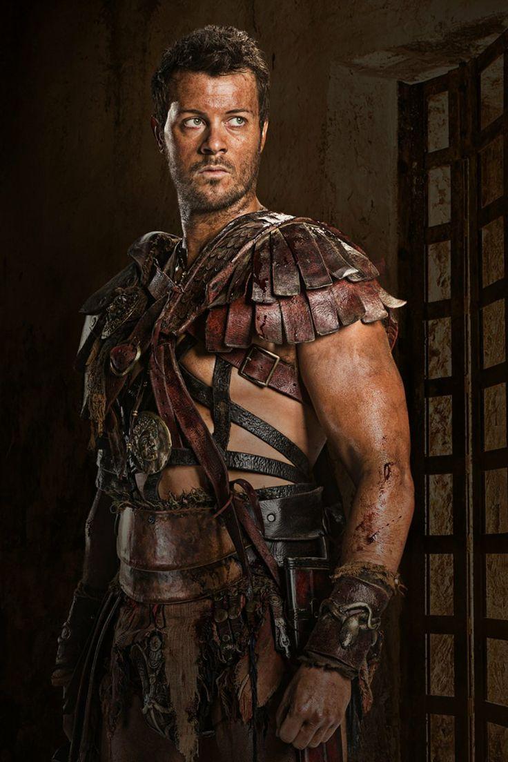 Daniel Feuerriegel in Spartacus: War of the Damned