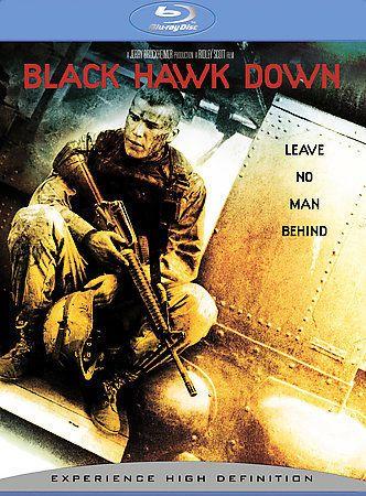 Black Hawk Down (Blu Ray, 2006) EXCELLENT  CONDITION