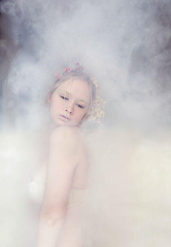 fog machine photography