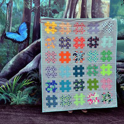 gemini stitches: #Terra Australis Quilt // ♥ this hashtag quilt!