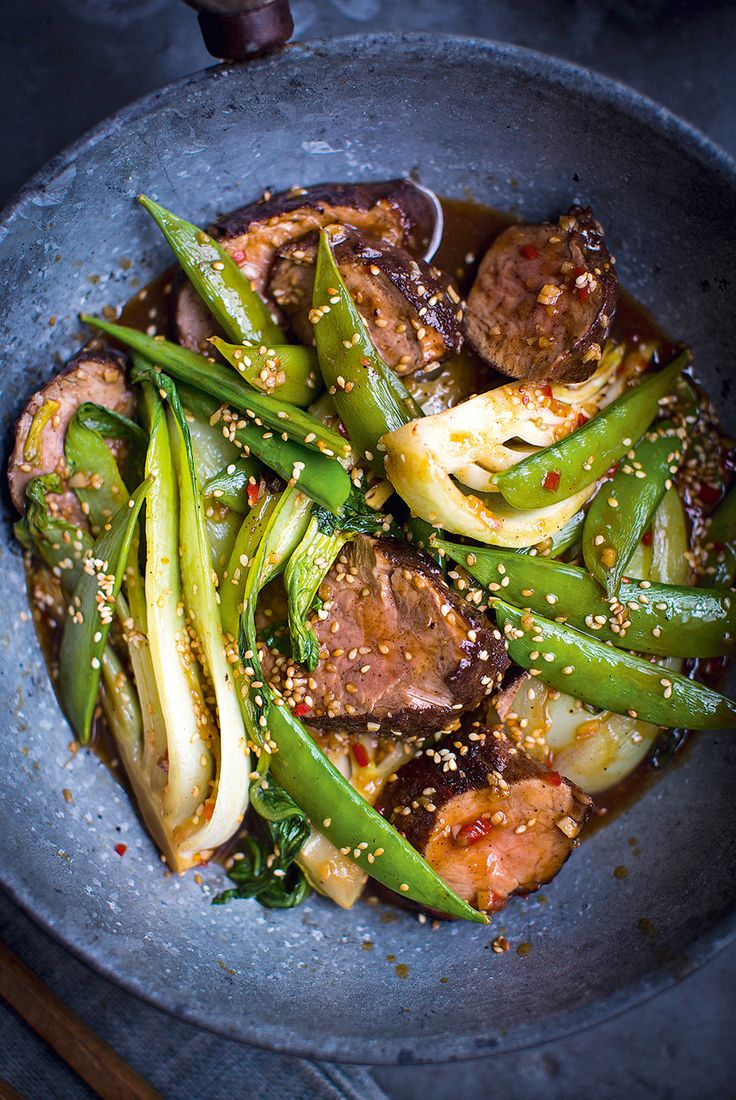 Donal Skehan's one-pan recipe, from his book <i>Eat. Live. Go: Fresh Food Fast</i>, is best served straight to the table – removing the lid at the table to reveal the delicious steaming meal underneath.