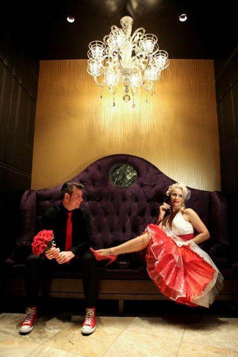 18 best Rockabilly Bride images on Pinterest Rockabilly wedding