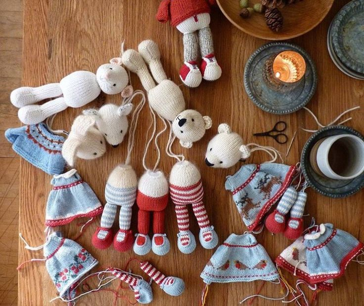 Beautiful creations from Little Cotton Rabbits