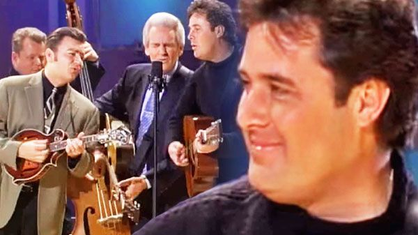 "Vince gill Songs - Vince Gill Performs ""Crying Holy (Unto My Lord)"" With The Del McCoury Band! 