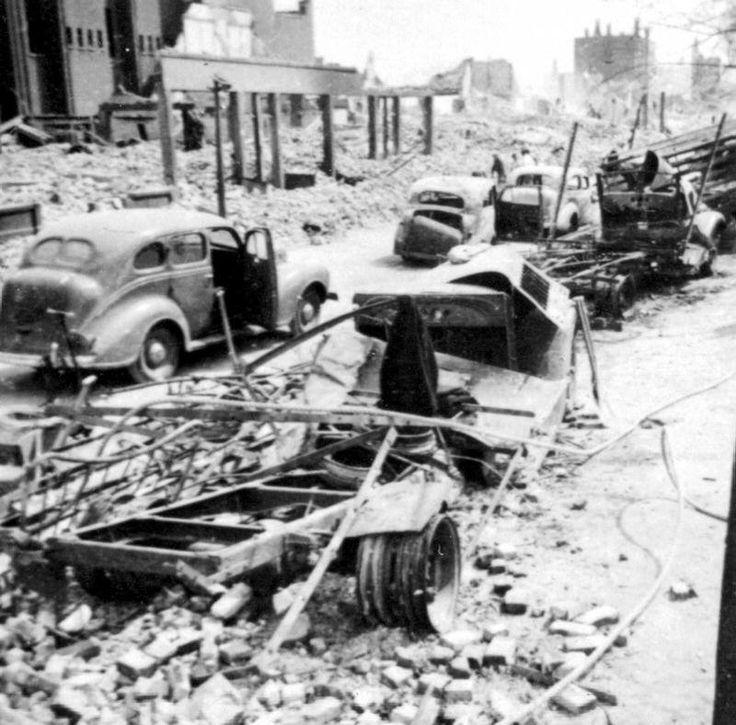 Coolsingel mei 1940