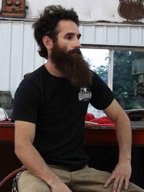 aaron kaufman this is how i wanna grow my beard beards pinterest aaron kaufman. Black Bedroom Furniture Sets. Home Design Ideas