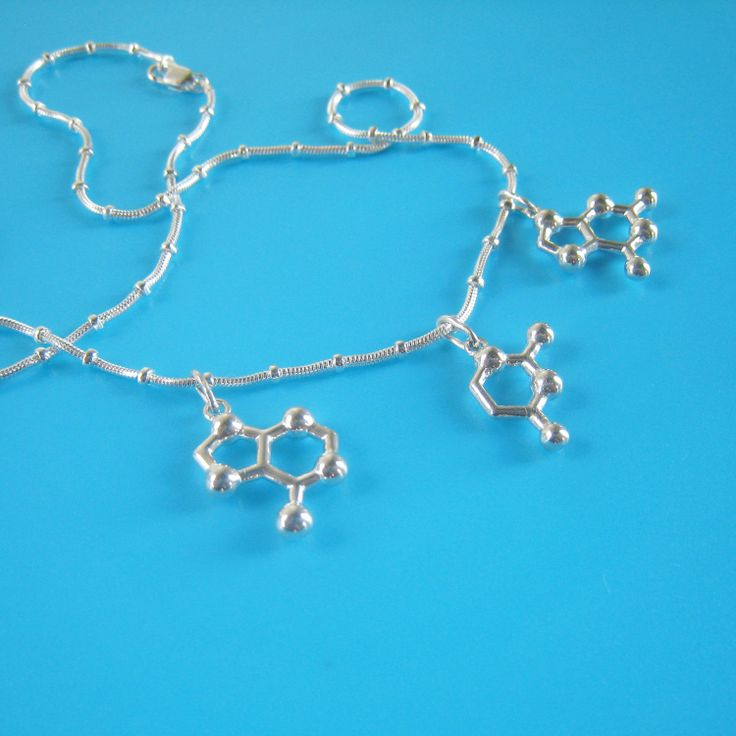 AUG start codon  new beginnings  necklace by molecularmuse on Etsy, $110.00