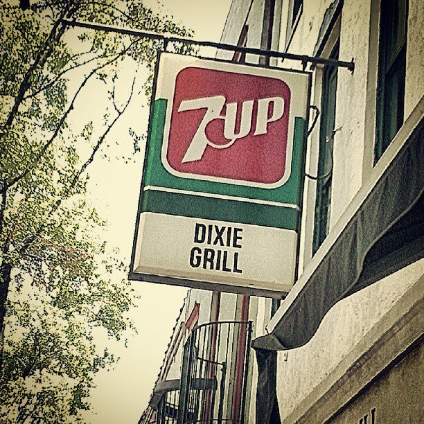 Dixie Grill, Wilmington, NC - love this place.
