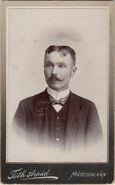egy úr Szalkáról - a gentleman from Mátészalka Hungary