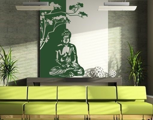 Good Fall Sale OFF Buddha Meditation wall decal sticker mural vinyl wall art