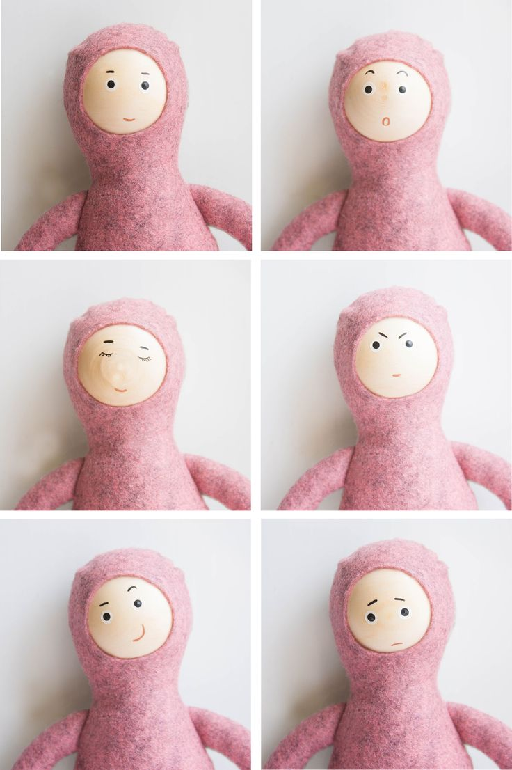 A Doll Which Can Change Its Emotions http://oecolo.com/product/doll-changing-emotions/