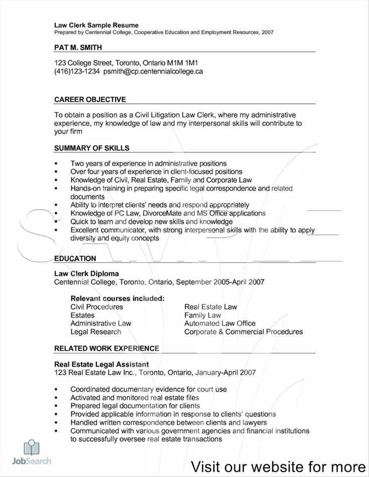 Law Clerk Sample Resume 2020 Law Lawyer Resume Matrimonial And