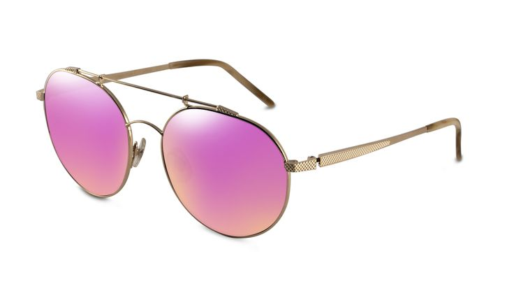 #sunglasses of the #month for #march2015 : #combustion 5 in #gold #cherryblossom #lenses