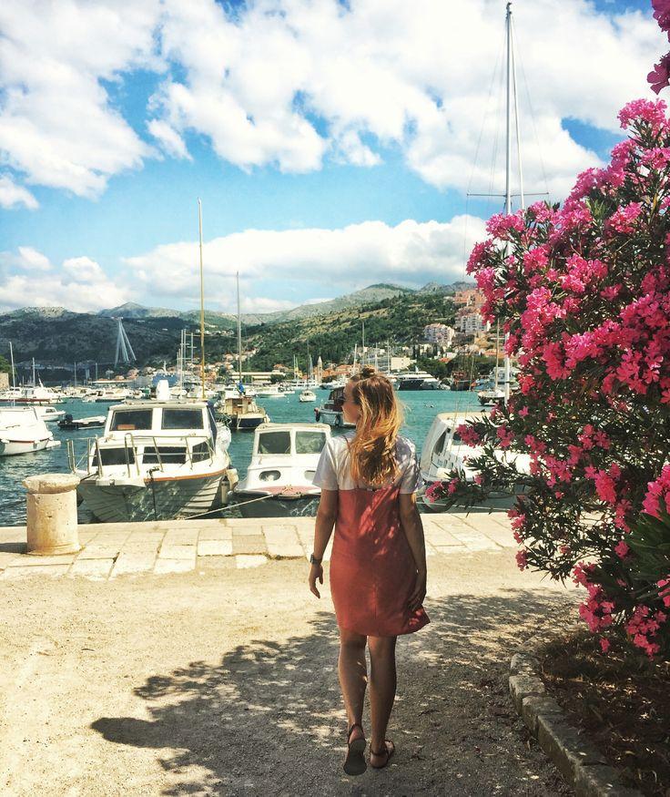 #port #dubrovnik #travel #summer #happiness