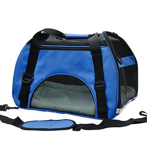Pet Cuisine Breathable Soft-sided Pet Carrier, Cats Dogs Travel Crate Tote Portable Handbag Shoulder Bag Outdoor Dark Blue S Pet Cuisine http://www.amazon.com/dp/B0154L21FQ/ref=cm_sw_r_pi_dp_eSJ-wb1ZSAKFT