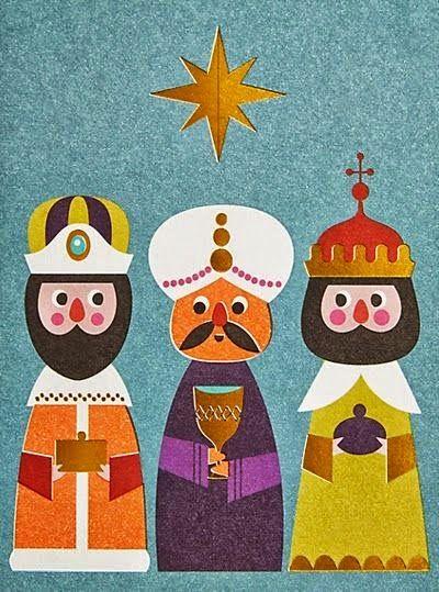 Pinzellades al món: Il·lustracions dels Reis Mags / Ilustraciones de los Reyes Magos / The Three Kings, illustrations
