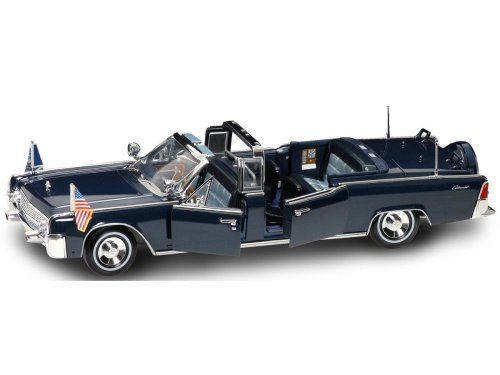 Yat Ming Scale 1:24 - 1961 Lincoln X-100 Kennedy Car ...