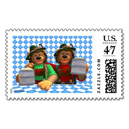 Dinky Bears Bavarian Oktoberfest Bears