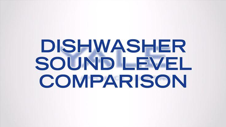 Wistia video thumbnail - Dishwasher Sound Level Comparision