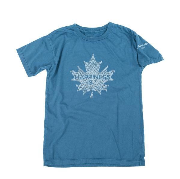 Unity Youth T-Shirt, Sea Blue