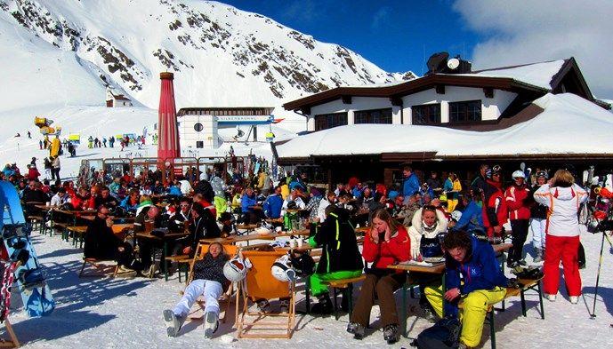 Slappna av och njut av Sölden! skiing Snow winter STS Alpresor puder skidresa Alperna