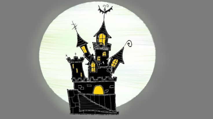 Here is our design of Dracula's castle for our upcoming Halloween video of 2015! To see more drafts and follow our work progress, visit our Facebook! https://www.facebook.com/TheSingingWalrus #halloween2015 #kids #kidsvideos